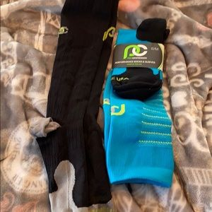 Two pairs of Pro Compression Socks